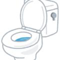 トイレの水の勢いが弱くトイレットペーパーが残る対処法