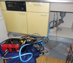 賃貸マンション,高圧洗浄,板橋区