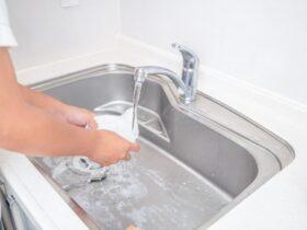 キッチンの水漏れ修理,ふじみ野市