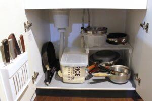 キッチンシンク下水漏れ確認方法