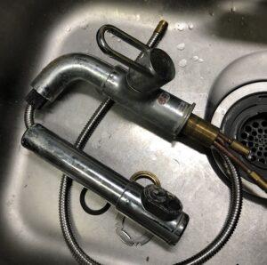 クリンスイS-F401,水漏れ