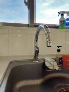 タッチレス水栓after